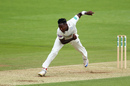 Fidel Edwards summoned a Hampshire response, Hampshire v Surrey, Specsavers Championship Division One, Ageas Bowl, June 10, 2018