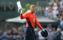 Jonny Bairstow brought up his third consecutive ODI hundred, Scotland v England, Only ODI, Edinburgh, June 10, 2018