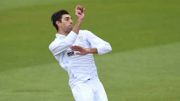 Duanne Olivier has added quality to Derbyshire's attack