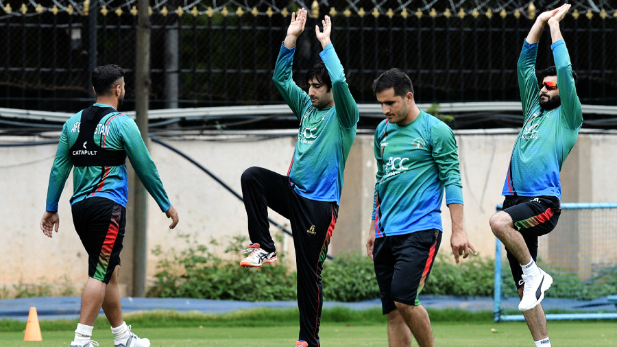 Afghanistan's Test squad has been preparing for over a month, leading up to the Test, in Noida