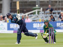 Sarah Taylor chips into the leg side, England v South Africa, 2nd women's ODI, Hove, June 12, 2018