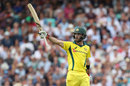 Glenn Maxwell ended a long wait for a half-century, England v Australia, 1st ODI, Kia Oval, June 13, 2018