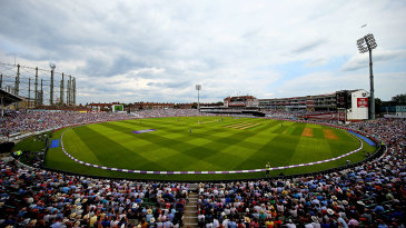 A general view of the Kia Oval