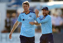 Stand-in skipper Steven Patterson took four wickets, Essex v Yorkshire, Royal London Cup quarter-final, Chelmsford, June 14. 2018