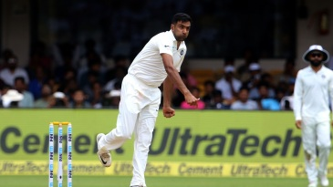 R Ashwin's guile was too good for the batsmen