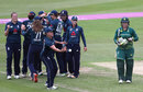 England got rid of Lizelle Lee early this time, England v South Africa, 3rd women's ODI, Canterbury,