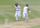 Devon Smith and Kraigg Brathwaite added 59 for the first wicket, West Indies v Sri Lanka, 2nd Test, Gros Islet, 2nd day, June 15, 2018