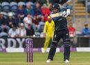 Jonny Bairstow rattled off several early boundaries, England v Australia, 2nd ODI, Cardiff, June 16, 2018
