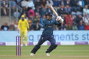 Joe Root cuts through the covers, England v Australia, 2nd ODI, Cardiff, June 16, 2018