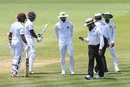 Loads of people were interested in the state of the ball, West Indies v Sri Lanka, 2nd Test, Gros Islet, 3rd day, June 16, 2018