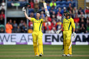 Shaun Marsh brought up a battling century, England v Australia, 2nd ODI, Cardiff, June 16, 2018