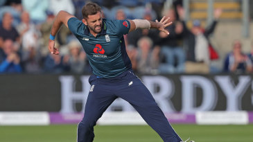 Liam Plunkett made timely breakthroughs for England