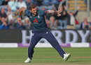 Liam Plunkett made timely breakthroughs for England, England v Australia, 2nd ODI, Cardiff, June 16, 2018