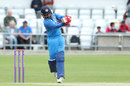 Prithvi Shaw made a brisk half-century, ECB XI v India A, Tour match, Headingley, June 17, 2018