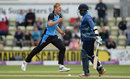 Dillon Pennington made early inroads, Worcestershire v Kent, Royal London Cup, Semi-final, New Road, June 17, 2018