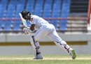 Kusal Mendis glances to fine leg, West Indies v Sri Lanka, 2nd Test, St Lucia, 4th day, June 17, 2018