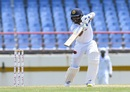 Roshen Silva punches through cover, West Indies v Sri Lanka, 2nd Test, St Lucia, 4th day, June 17, 2018