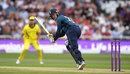 Jason Roy clips into the leg side, England v Australia, 3rd ODI, Trent Bridge, June 19, 2018