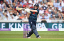 Eoin Morgan hit England's fastest ODI fifty from 21 balls, England v Australia, 3rd ODI, Trent Bridge, June 19, 2018