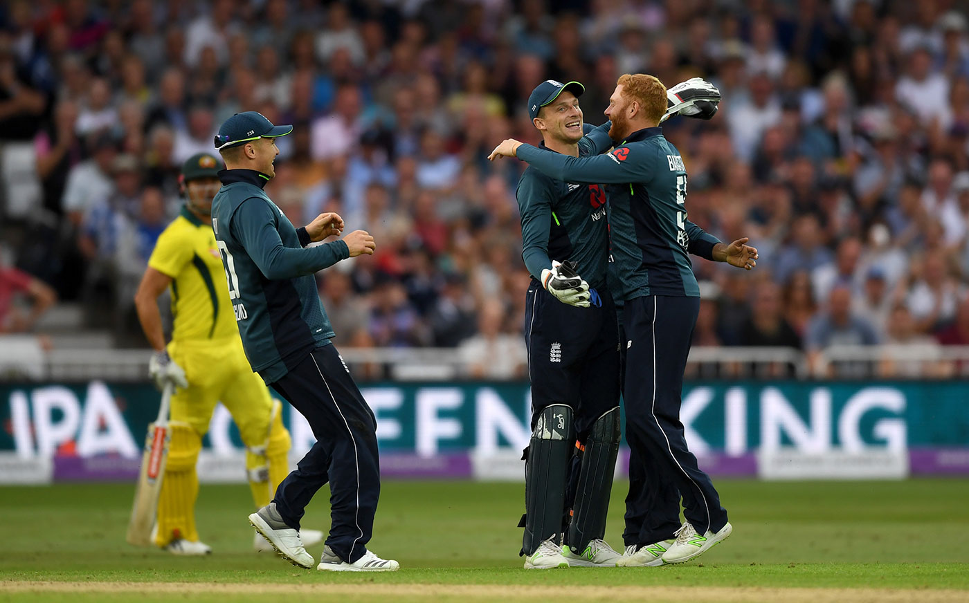 England on Brink of Creating Another World Record