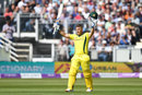 Aaron Finch made his sixth ODI hundred against England, England v Australia, 4th ODI, Chester-le-Street, June 21, 2018
