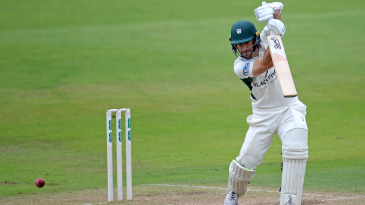 Daryl Mitchell hit two hundreds in a match again