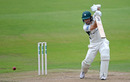 Daryl Mitchell bats for Worcestershire, Specsavers Championship Division Two, September 7, 2017