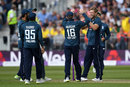 David Willey picked up four wickets at the death, England v Australia, 4th ODI, Chester-le-Street, June 21, 2018