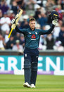 Jason Roy made his second hundred of the series, England v Australia, 4th ODI, Chester-le-Street, June 21, 2018