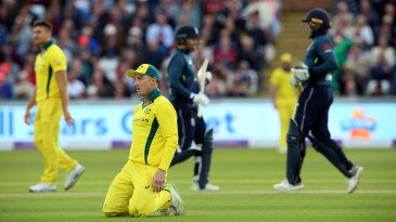 Australia had no answers to England's batting power