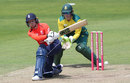 Sarah Taylor struck several early boundaries, England v South Africa, women's T20 tri-series, Taunton, June 23, 2018