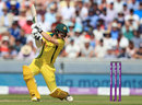 Travis Head played some attractive shots on the way to a 36-ball fifty, England v Australia, 5th ODI, Old Trafford, June 24, 2018