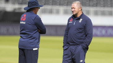 Paul Farbrace will take over from Trevor Bayliss for the T20 series