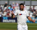 Tim Bresnan was in the wickets for Yorkshire, Essex v Yorkshire, Chelmsford, Specsavers Championship Division One, Chelmsford, May 4, 2018