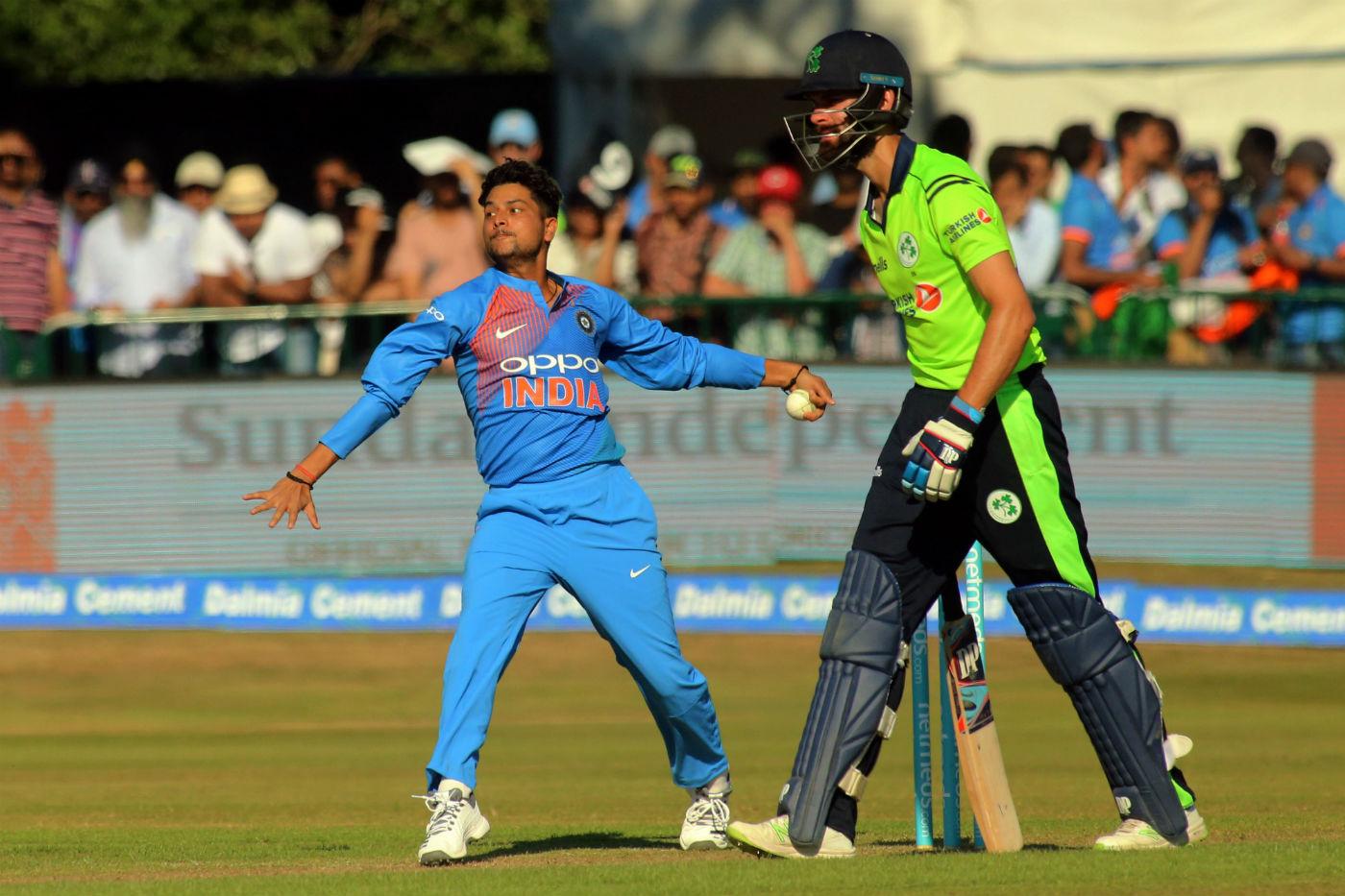 Ireland Vs India, 2018: 1st T20I, Dublin – Statistical Highlights