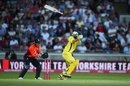 Watch out for flying bats: Ashton Agar loses his grip, England v Australia, only T20I, Edgbaston, June 27, 2018