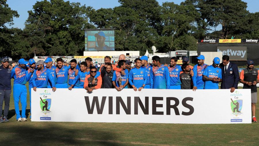 Ireland vs India 2018, 2nd T20I -  Statistical Highlights 2