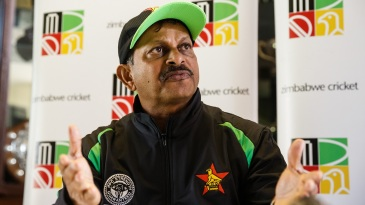 Lalchand Rajput speaks to the media