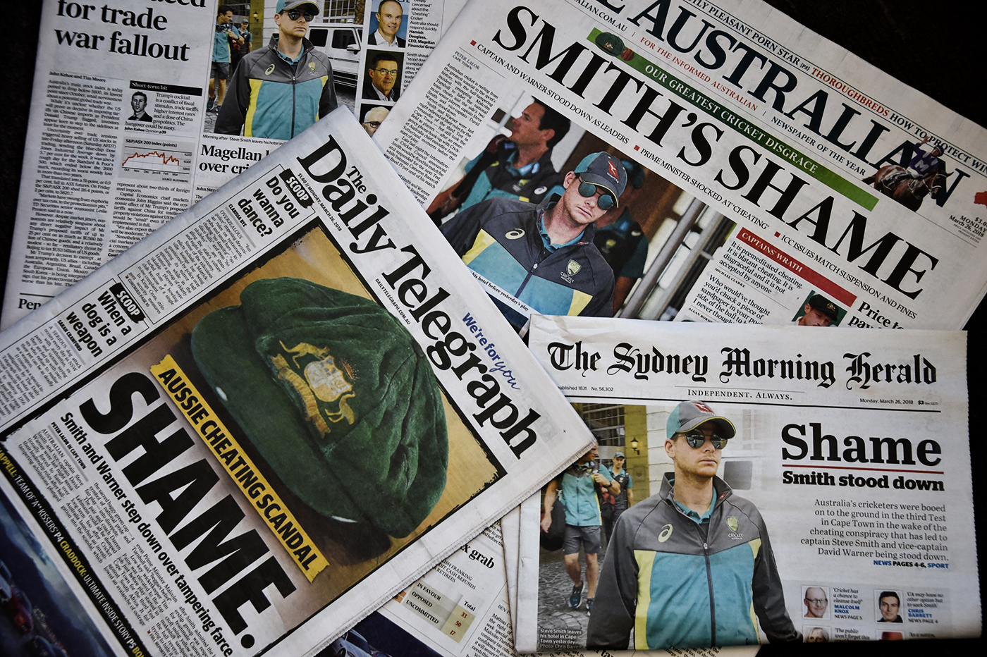 A major reason why Smith and David Warner were punished so harshly is because their actions threatened Cricket Australia's bottom line