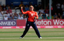 Danielle Hazell played an important role with her offspin, England Women v New Zealand, T20 tri-series, Final, Chelmsford, July 1, 2018