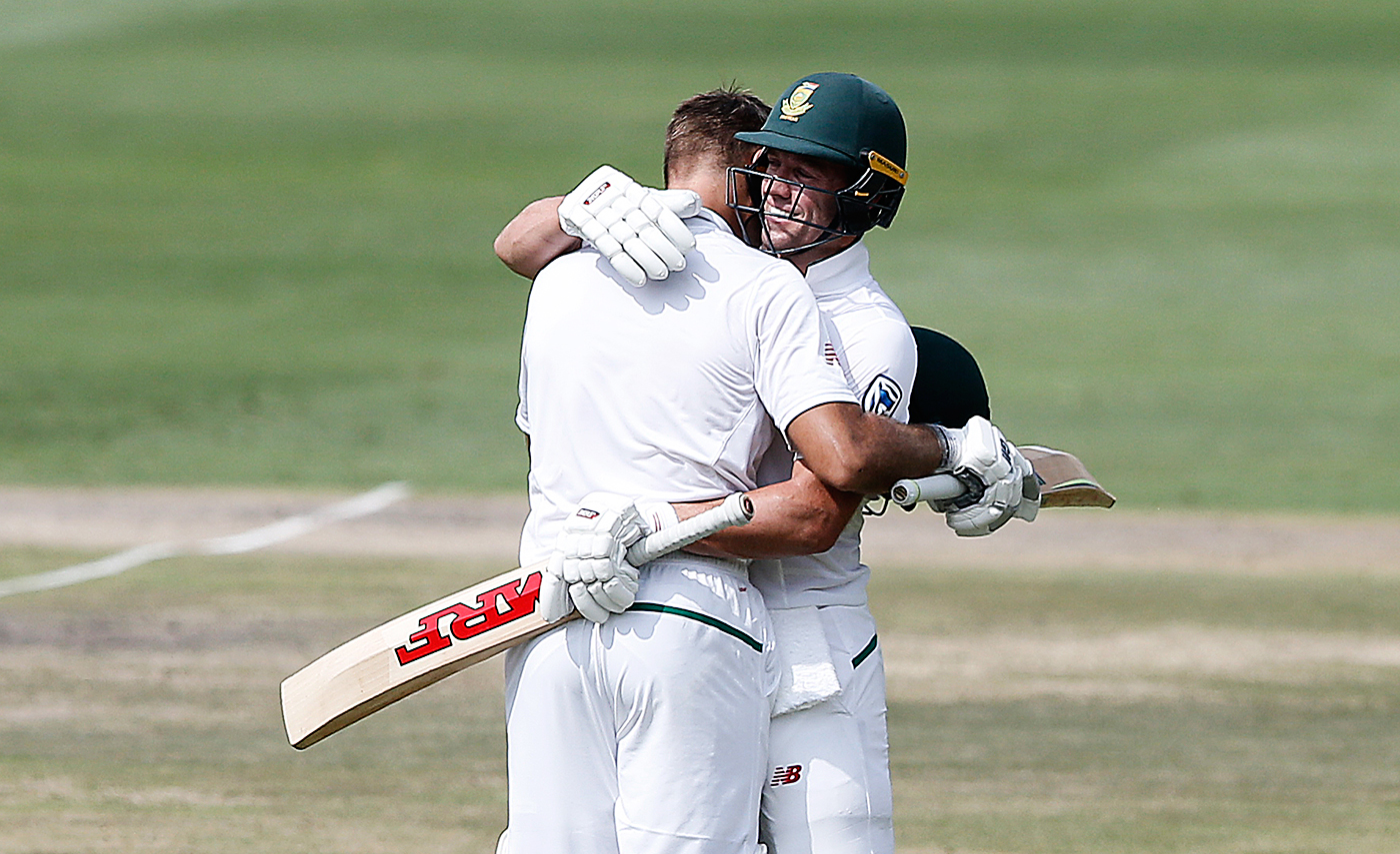 Markram and the maestro: getting a hundred against Australia in the company of AB de Villiers in Johannesburg