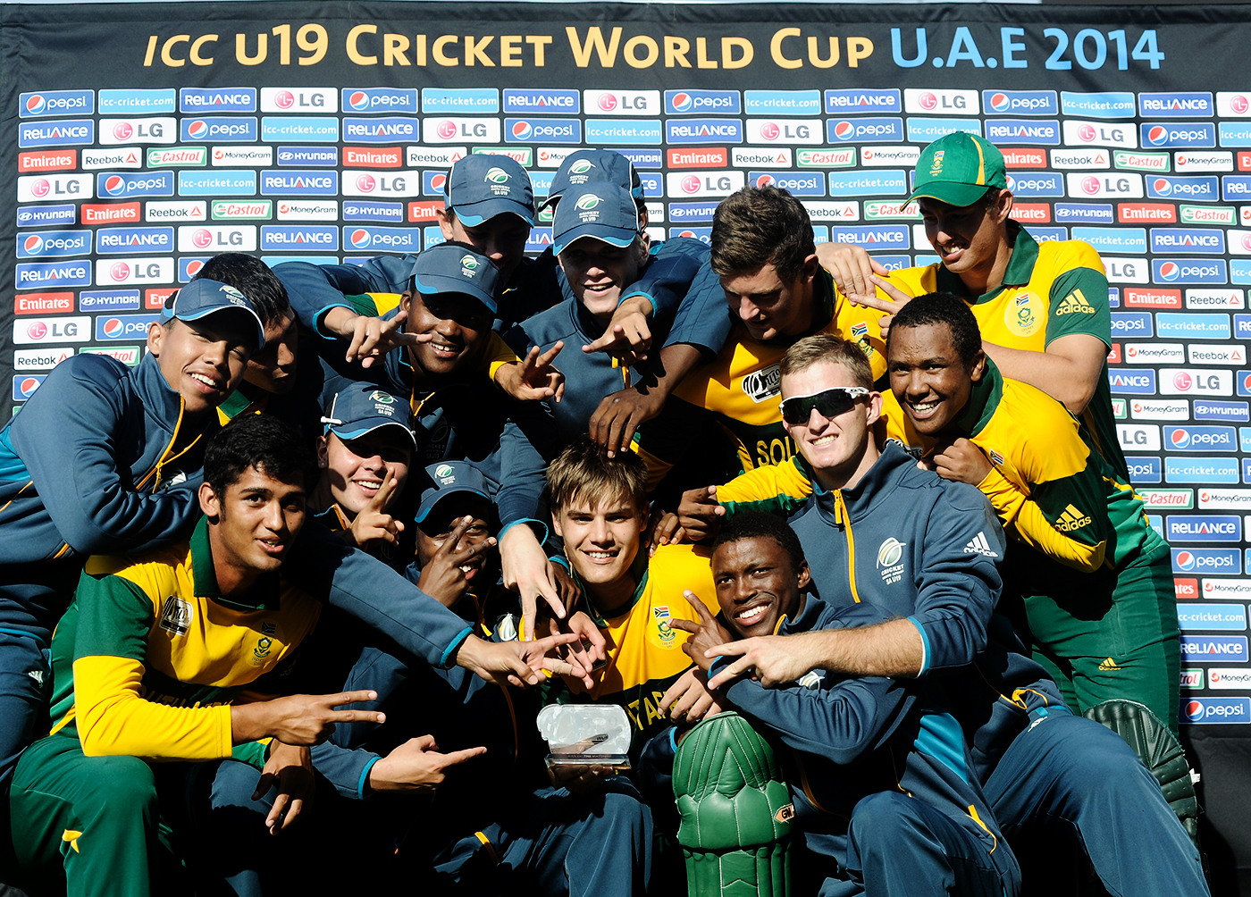 The World Cup winner: Markram's leadership skills were identified at the Under-19 level and he is seen as a future South African captain,  but his first taste of leading the senior side was bitter