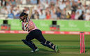 Paul Stirling impressed with bat and ball, Middlesex v Surrey, Vitality T20 Blast, Lord's, July 5, 2018