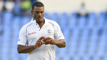 Shannon Gabriel's pace and bounce proved too hot to handle