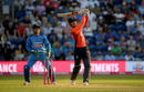 Alex Hales' unbeaten 58 not out steered England to victory, England v India, 2nd T20I, Cardiff, July 8, 2018