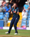 Laura Marsh found considerable turn, England v New Zealand, 1st ODI, Headingley
