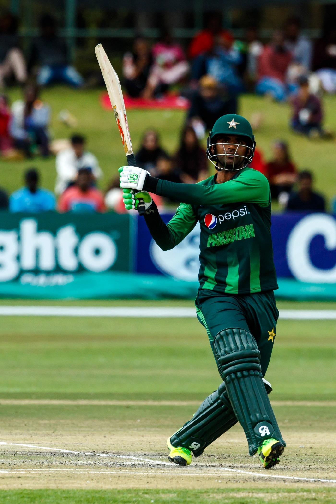 Zimbabwe vs Pakistan, 2018: 4th ODI, Bulawayo - Statistical Highlights