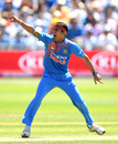 Siddarth Kaul appeals for a wicket, England v India, 3rd T20I, Final, Bristol, July 8, 2018