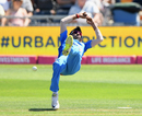 Yuzvendra Chahal drops a skier, England v India, 3rd T20I, Final, Bristol, July 8, 2018