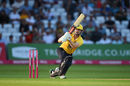 Ed Pollock bats for Birmingham, Notts Outlaws v Birmingham Bears, Vitality Blast, Trent Bridge, July 4, 2018